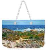 Pacific Pathway Weekender Tote Bag