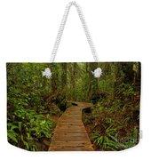 Pacific Rim National Park Boardwalk Weekender Tote Bag