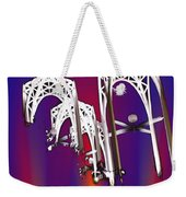 Pacific Science Center Arches 2 Weekender Tote Bag