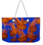 Pacific Sea Nettle Cluster 1 Weekender Tote Bag