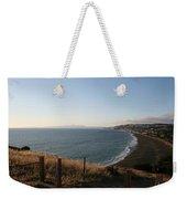 Pacifica Shoreline Weekender Tote Bag
