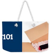 packaging Supplies Weekender Tote Bag