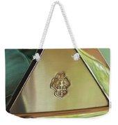 Packard Emblem 2 Weekender Tote Bag