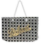Packard Grill Weekender Tote Bag