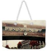Packard Plant Weekender Tote Bag