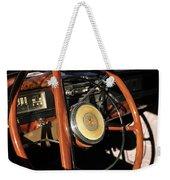 Packard Steering Wheel Weekender Tote Bag