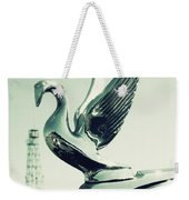 Packard Swan Hood Weekender Tote Bag