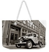 Pack's Tavern Nostalgia Weekender Tote Bag
