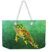 Pacman Frog Weekender Tote Bag