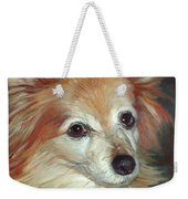 Paco The Papillion Weekender Tote Bag