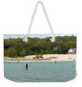 Paddle Board Weekender Tote Bag