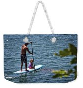 Paddle Board Weekender Tote Bag