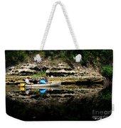 Paddle The Suwannee Weekender Tote Bag