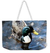 Paddling Peacefully Weekender Tote Bag