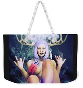 Pagan Paradise Weekender Tote Bag