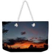 Pagosa Sunset 11-30-2014 Weekender Tote Bag