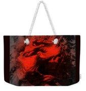 Pahoehoe Lava Weekender Tote Bag