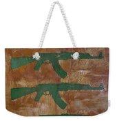 Paint 1 Weekender Tote Bag