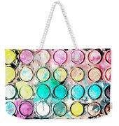 Paint Colors Weekender Tote Bag