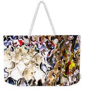 Paint Drippings Weekender Tote Bag