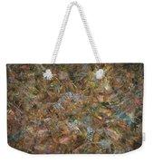 Paint Number 18 Weekender Tote Bag by James W Johnson