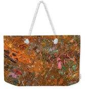 Paint Number 19 Weekender Tote Bag by James W Johnson