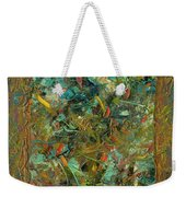 Paint Number 24 Weekender Tote Bag by James W Johnson