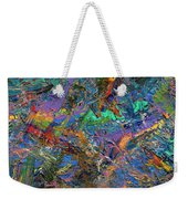 Paint Number 28 Weekender Tote Bag