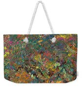 Paint Number 29 Weekender Tote Bag by James W Johnson