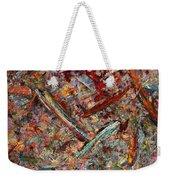 Paint Number 30 Weekender Tote Bag