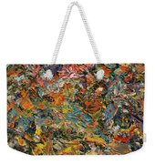 Paint Number 35 Weekender Tote Bag
