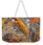 Paint Number 44 Weekender Tote Bag