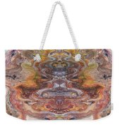 Paintblot Number Six Weekender Tote Bag