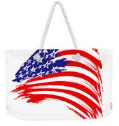 Large Weekender Carry-on Ambesonne 4th of July Gym Bag Watercolor Historic