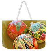 Painted Balls Weekender Tote Bag