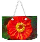 Painted Beauty Weekender Tote Bag