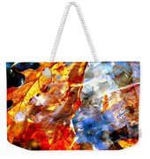 Painted Branches Abstract 1 Weekender Tote Bag
