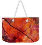 Painted Branches Abstract 5 Weekender Tote Bag