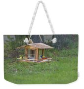 Painted Buntings Weekender Tote Bag