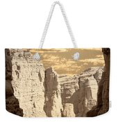 Painted Canyon Trail Weekender Tote Bag