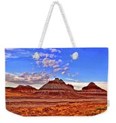 Painted Desert Colorful Mounds 003 Weekender Tote Bag