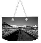Painted Desert Road #2 Weekender Tote Bag