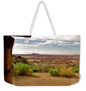 Painted Desert Vista Weekender Tote Bag