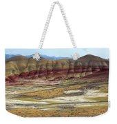 Painted Hills View From Overlook Weekender Tote Bag
