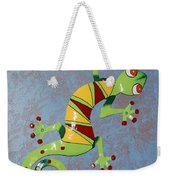 Painted Liz Weekender Tote Bag