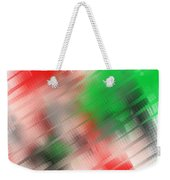 Painted Melody Weekender Tote Bag
