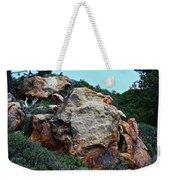 Painted Rocks Weekender Tote Bag