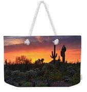 Painted Skies Of The Sonoran Desert Weekender Tote Bag
