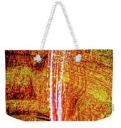 Painted Tews Falls					 Weekender Tote Bag