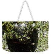 Painted Turtle Camouflague Weekender Tote Bag
